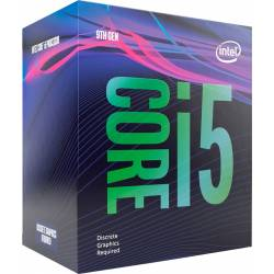 PROCESADOR INTEL 1151 I5-9400F 2.9Ghz 9MB / NO VGA
