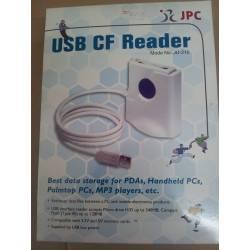 LECTOR COMPACT FLASH USB
