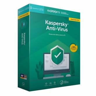 ANTIVIRUS KASPERSKY 2019 - 1 LICENCIA KL1171S5AFS-9