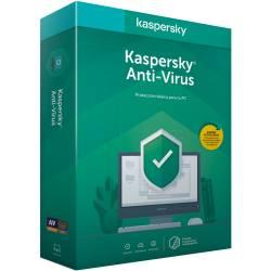 ANTIVIRUS KASPERSKY 2020 - 1 LICENCIA