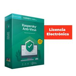 ANTIVIRUS KASPERSKY 2020 - 3 LICENCIAS - LICENCIA ELECTRONICA