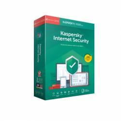 ANTIVIRUS KASPERSKY 2019 INTERNET SECURITY - 4 USUARIOS