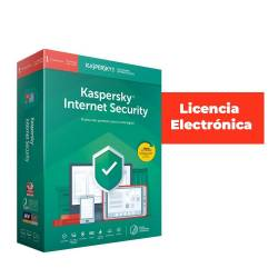 ANTIVIRUS KASPERSKY 2020 INTERNET SECURITY - 10 USUARIOS LICENCIA ELECTRONICA