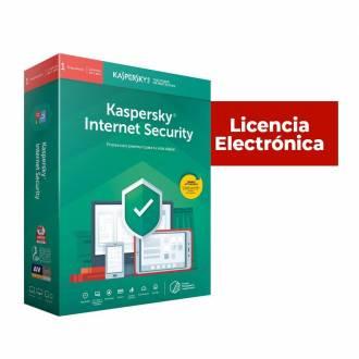 ANTIVIRUS KASPERSKY 2020 INTERNET SECURITY KL1939SCAFR - 1 USUARIO - RENOVACION LICENCIA ELECTRONICA