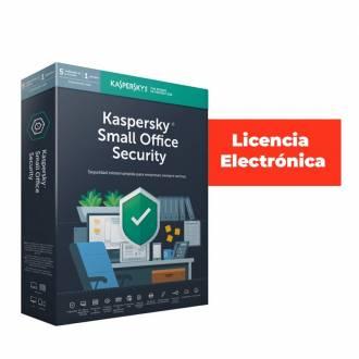 KASPERSKY SMALL OFFICE SERVIDOR 10 LICENCIAS + 1 SERVIDOR - LICENCIA ELECTRONICA