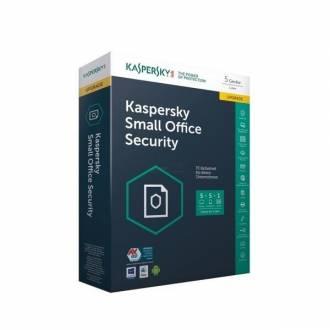 KASPERSKY SMALL OFFICE SERVIDOR 5 LICENCIAS + 1 SERVIDOR