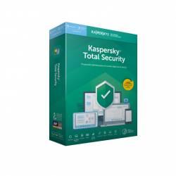 ANTIVIRUS KASPERSKY 2019 TOTAL SECURITY - 5 USUARIOS