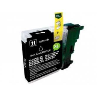 COMPATIBLE CON BROTHER DCP145 - 165C NEGRO - (LC1100NCOMP)