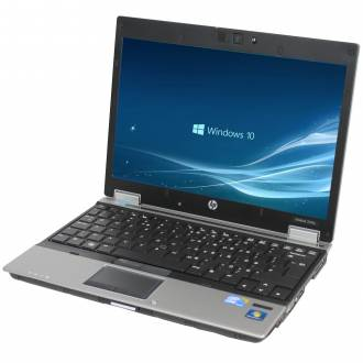 PORTATIL OCASION HP ELITEBOOK 2540P i7-640L 4GB 500GB 12