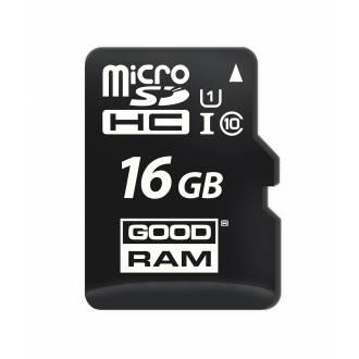 GOODRAM MICRO SD 16GB CLASE 10 + ADAPTADOR