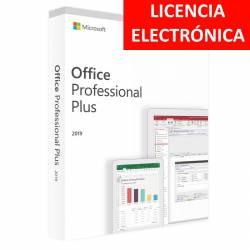 MICROSOFT OFFICE 2019 PROFESIONAL PLUS - LICENCIA ELECTRONICA (NO DVD/COA - SOLO CLAVE)