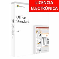 MICROSOFT OFFICE 2019 STANDARD - LICENCIA ELECTRONICA (NO DVD/COA - SOLO CLAVE)