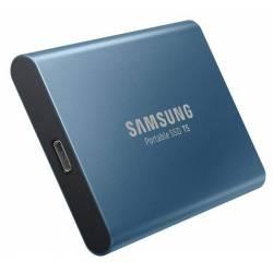 DISCO DURO EXTERNO SAMSUNG SSD 250GB USB 3.1 AZUL