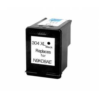 COMPATIBLE CON H. PACKARD Nº 304XL DJ 3720/3730 NEGRO