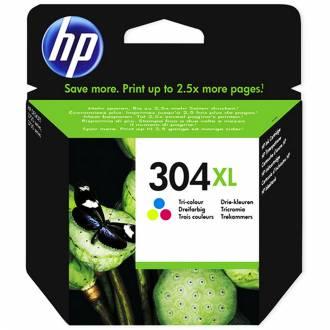 HP Nº 304XL DeskJet 3720/3730 CABEZAL COLOR
