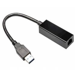 GEMBIRD ADAPTADOR USB 3.0 A RED ETHERNET 10/100/1000