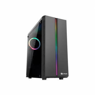 CAJA ATX GAMING TALIUS ORBE RGB 2*USB2.0 1*USB3.0