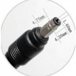 ALIMENTADOR ESPECIFICO 19.5V 4.74A 4.75 X 4.2mm