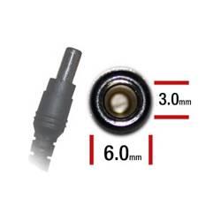 ALIMENTADOR ESPECIFICO 19V 3.42A - 6.3 x 3.0mm - 65 W