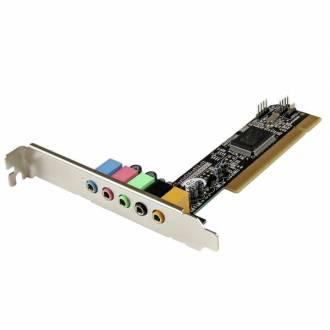 STARTECH TARJETA DE SONIDO PCI 5.1