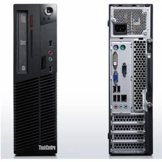 ORDENADOR OCASION LENOVO M72E SFF G630 4GB 250GB W7PRO