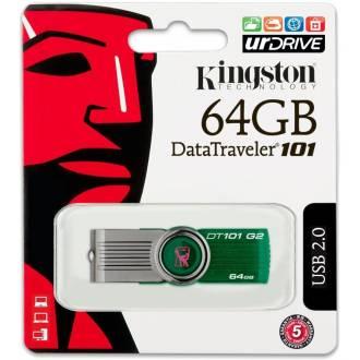KINGSTON PEN DRIVE 64GB USB 2.0