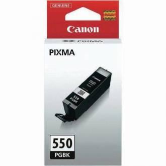 CANON CARTUCHO INYECCION TINTA NEGRO PG-550 15ML 300 PÁGINAS