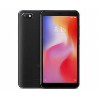 SMARTPHONE XIAOMI REDMI 6A NEGRO 5.45P. / QUADCORE 425 / 2GB