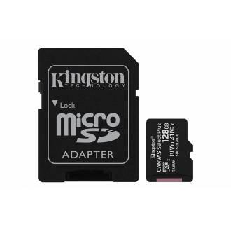 KINGSTON MICRO SD 128GB CLASE 10 UHS-I
