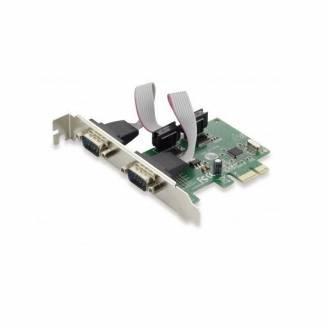 CONCEPTRONIC TARJETA PCI EXPRESS 2 SERIE - PERFIL BAJO