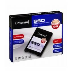 INTENSO DISCO DURO SOLIDO 256 GB