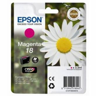 EPSON EXPRESSION HOME XP-102/205/305/405 MAGENTA - 180 pág.