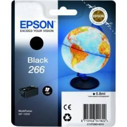 EPSON SINGLE PACK 266 WF100W NEGRO