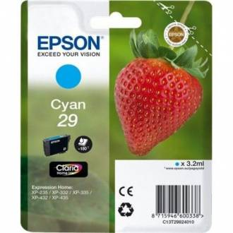 EPSON EXPRESSION HOME XP235/XP432/XP332/XP435/XP335 CIAN - 3.2 ml