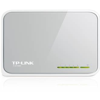 TP-LINK SWITCH 5 PUERTOS 10/100 MINI