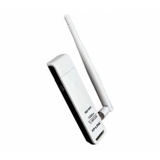 TP-LINK ADAPTADOR USB WIFI 150 MBPS ANTENA DESMONTABLE