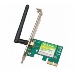 TP-LINK ADAPTADOR PCI-EXPRESS WIFI 150MBPS
