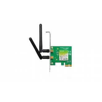 TP-LINK ADAPTADOR PCI-EXPRESS WIFI 300 MBPS 802.11nbg 2 ANTENAS