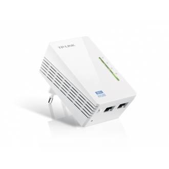 TP-LINK PLC HOMEPLUG AV600 300 MBPS WIFI 2xRJ45