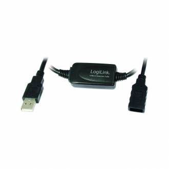 LOGILINK CABLE AMPLIFICADOR/PROLONGADOR USB VERSION 2.0   15 Mts.