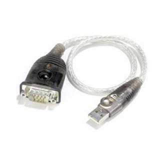 ATEN CONVERTIDOR DE USB A SERIE (RS232)