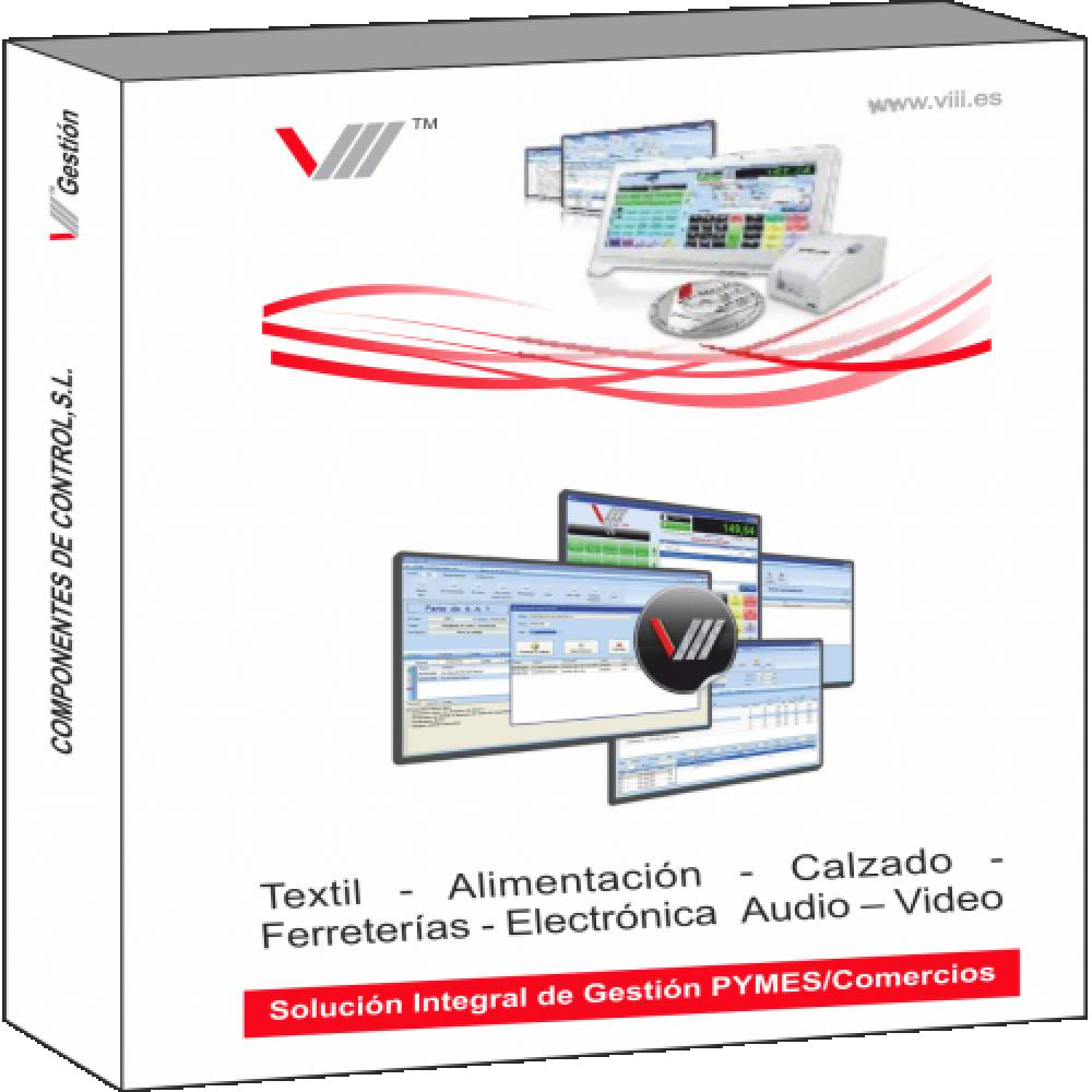 V3 OPCION 10 USUARIOS CONCURRENTES + TPV