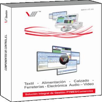 V3 SOFTWARE DE GESTION VERSIÓN BIPUESTO + TPV