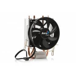 AEROCOOL VENTILADOR CPU 1150/1151/1155/1156/775 AM4/AM3+/AM3/AM2+/AM2/FM2/FM1