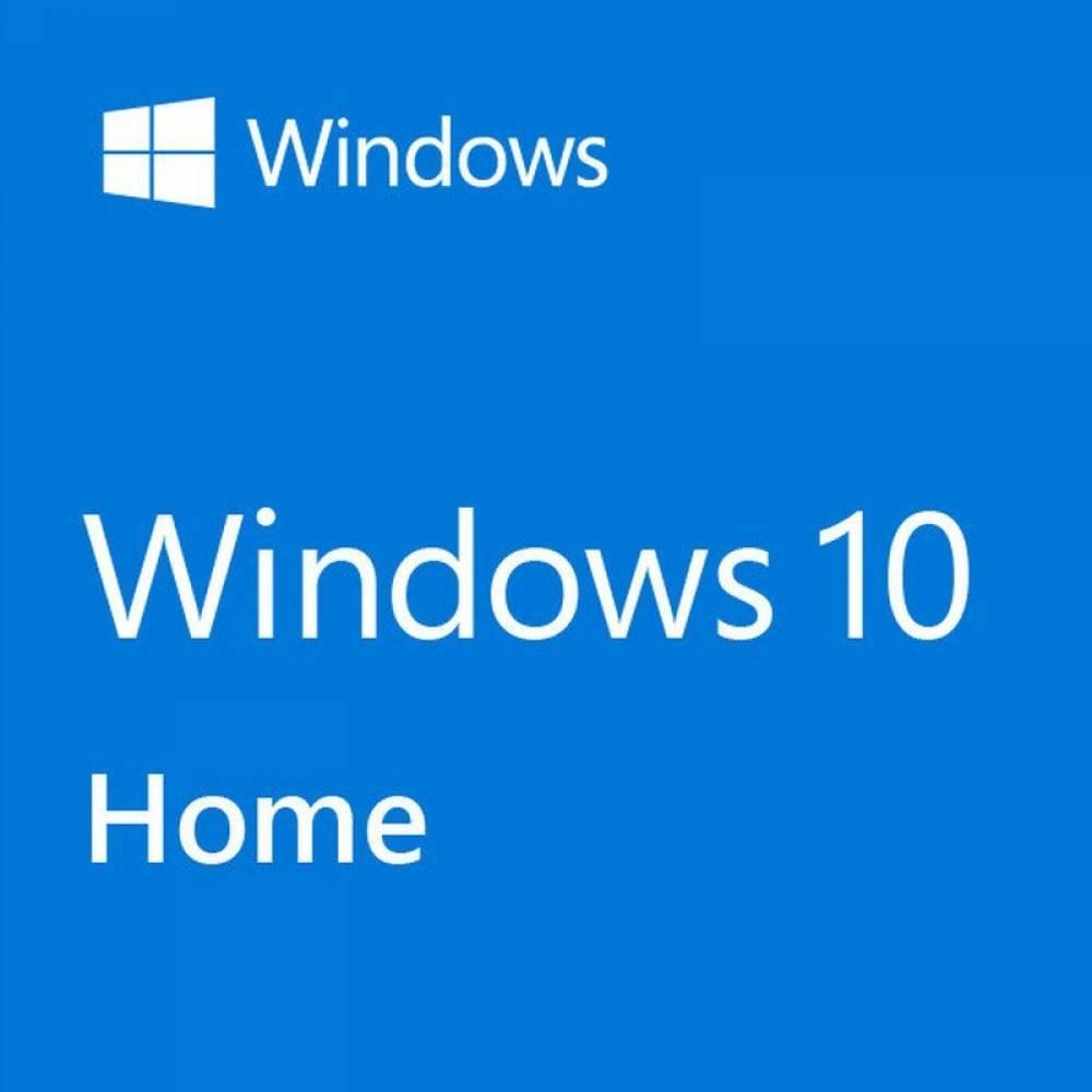 MICROSOFT WINDOWS 10 HOME 64B DSP DVD