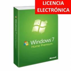 WINDOWS 7 HOME PREMIUM - LICENCIA ELECTRONICA (NO DVD - SOLO CLAVE)