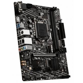 PLACA BASE MSI H410M PRO-VH 1200 MATX 2*DDR4 NVME HDMI VGA