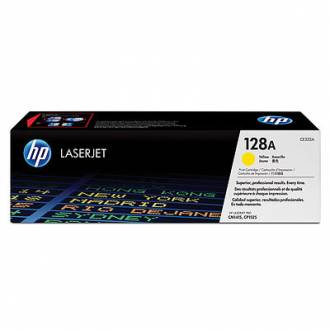 HP Nº 128 LaserJet CM1415-1525 TONER AMARILLO - 2.100 pág.