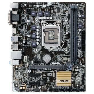 PLACA BASE ASUS H110M-A 1151 VGA/DVI/HDMI SATA3 USB3 DDR4