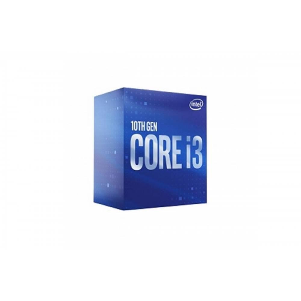 PROCESADOR INTEL 1200 I3-10100 3.60GHz 6MB / SIN VGA